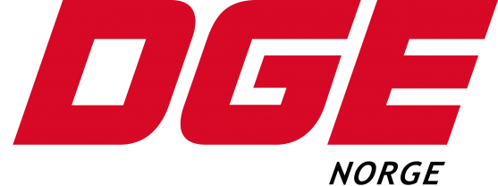DGE_Red Logo norge